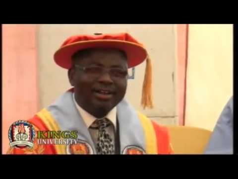Ooni's Speech At Opening Ceremony of Kings University Odeomu