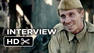 Unbroken Interview - Garrett Hedlund (2014) - Drama Movie HD