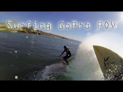Surfing GoPro POV Mouth Mount