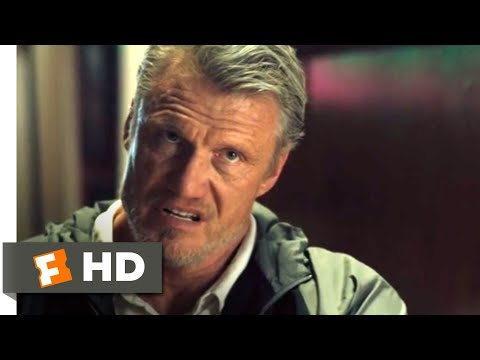 Creed II (2018) - Drago's Challenge Scene (4/9) | Movieclips