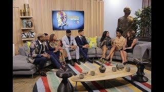 Video Simphiwe Ngema, Palesa Tembe & Presenter Search on 3 Winners | Afternoon Express | 6 August 2018 MP3, 3GP, MP4, WEBM, AVI, FLV Agustus 2018