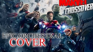 Video Medley Marvel's Themes | Epic Orchestral Cover [Iron-Man | Thor | Captain America | Avengers] MP3, 3GP, MP4, WEBM, AVI, FLV Januari 2019