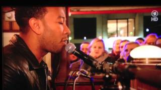 John Legend performs 'All Of Me' (Live on TV, HQ AUDIO, 07.Dec.2013)