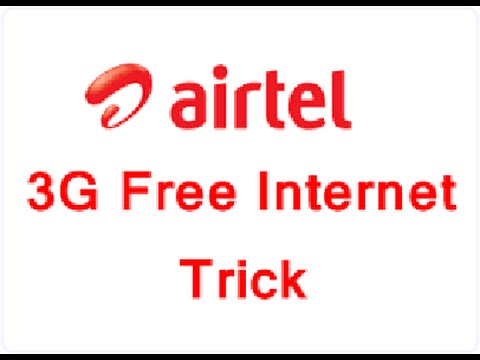 How to Use Airtel Free Internet 2016/2017 All Apps by Rehmat Ullah (видео)
