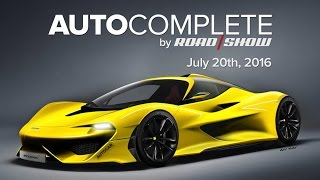 AutoComplete for July 20, 2016: Kia brings Apple CarPlay, Android Auto to cars via DIY update by Roadshow