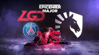 PSG.LGD vs Team Liquid, EPICENTER Major, bo3, game 2 [Smile & Mila]