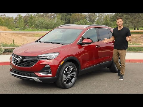 2020 Buick Encore GX Test Drive Video Review