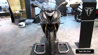 7. 2015 triumph daytona 675r review specs features