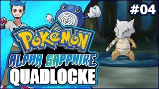 04   HOLD ON TITE   Pokémon Alpha Sapphire Randomizer Quadlocke by Ace Trainer Liam