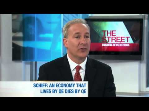 Schiff: Fed Will Do The Opposite Of Tapering - More Money Printing!