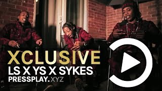 (28s) Lil Sykes X Young Sykes X Sykes - Warlords (Music Video) @itspressplayent