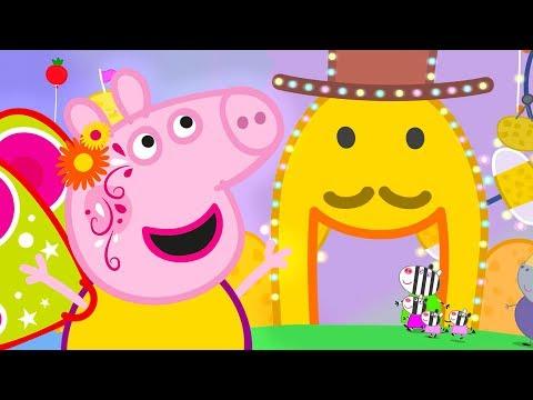 Peppa Pig Português Brasil Completo A CIDADE DA BATATA  Especial de Carnaval HD 4K  Peppa Pig