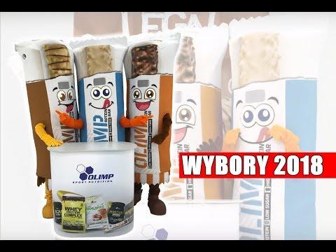 WYBORY 2018 Spot Wyborczy Olimp Protein Bar - Olimp Sport Nutrition