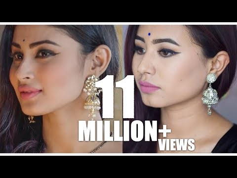 Video Shivanya (Mouni Roy) Naagin Inspired Makeup Look || Beauty Nepal || 2016 download in MP3, 3GP, MP4, WEBM, AVI, FLV January 2017