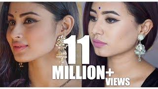 Video Shivanya (Mouni Roy) Naagin Inspired Makeup Look || Beauty Nepal || 2016 MP3, 3GP, MP4, WEBM, AVI, FLV Mei 2019