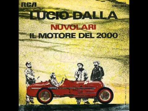 , title : 'Lucio Dalla - Il Motore Del 2000'
