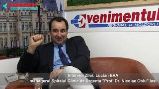 Interviul Zilei-invitat: dr. Lucian Eva