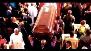 Chinua Achebe's Funeral Processsion