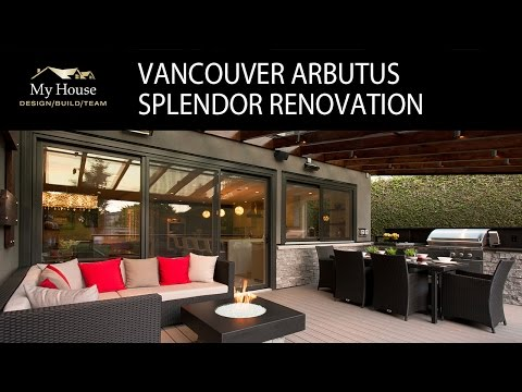 Vancouver Arbutus Splendor House Renovation