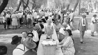 Ontario (CA) United States  city pictures gallery : ALL STATES PICNIC - 1948 - Ontario, California