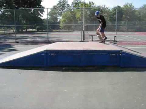 Mount Pleasant Skate Park