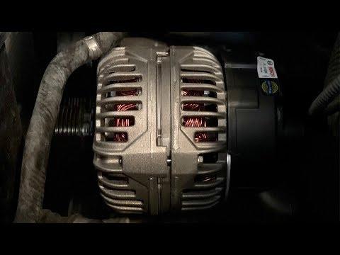 BMW E46 3-Series Alternator Replacement DIY