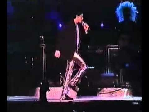 michael jackson - medley live history world tour (rare video)