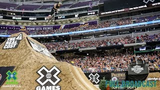 BMX Dirt: FULL BROADCAST | X Games Minneapolis 2019