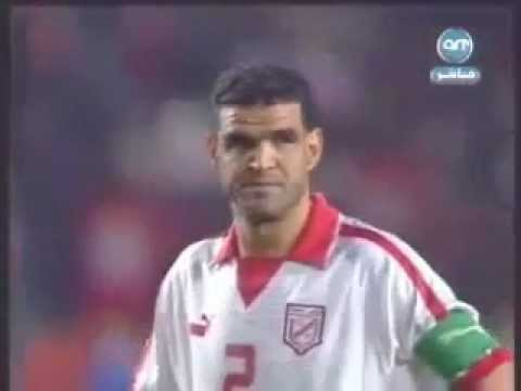 CAN 2004 Tunisia vs Nigeria | SEMI FINAL PART 2