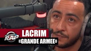"Video Lacrim ""Grande Armée"" en live #PlanèteRap MP3, 3GP, MP4, WEBM, AVI, FLV Mei 2017"