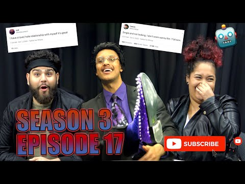S3E17 with Waqqas & Eve - The Last Talk Show