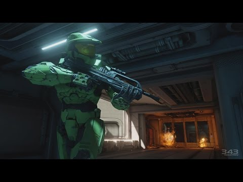 collection - Get a look at Halo 3's campaign from Halo: The Master Chief Collection. Video is 1080p 30fps, but the game definitely runs at 60fps.