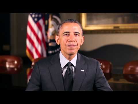 president - In a video message, President Obama says that he believes the future of Africa will be defined by extraordinary young people, and that the United States want...