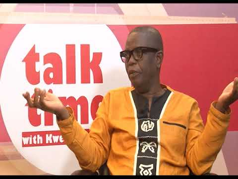 Talk time with Kwesi Pratt Jr (Pan African TV) - Conversation with Chido Onumah
