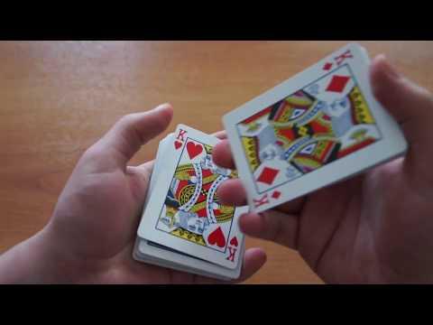 Бесплатное обучение фокусам 56: Обучение самым лучшим карточным фокусам Секреты фокусов
