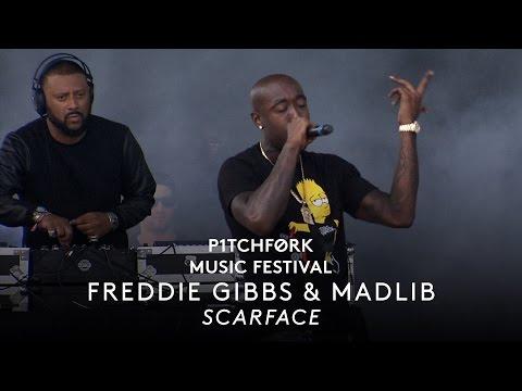 Freddie-Gibbs---Madlib---Scarface-Live-at-Pitchfork-Festival