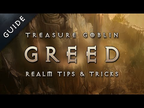 Diablo 3 Reaper of Souls 2.1 Goblin Treasure Vault Greed Realm Guide