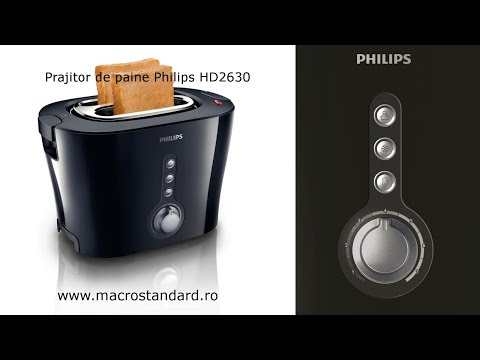 Prajitor de paine Philips HD2630
