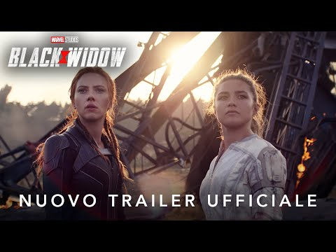 Preview Trailer Black Widow Vedova nera, nuovo trailer ufficiale del film Marvel di Cate Shortland con Scarlett Johansson, Florence Pugh, David