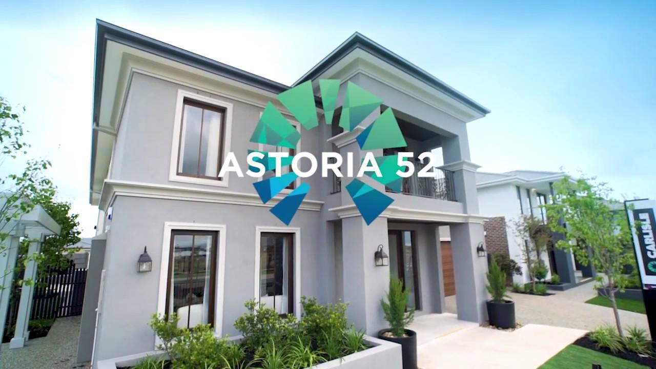 Feature Home: - Astoria 52
