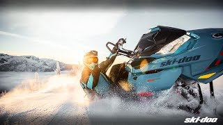 6. The 2019 Ski-Doo Summit & Freeride Snowmobiles
