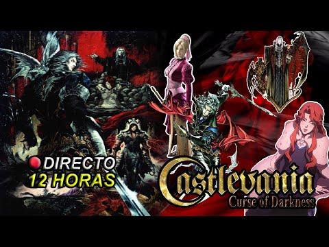 Castlevania: Curse of Darkness ( MODO CRAZY) - DIRECTO 12 HORAS - EL VERDADERO HECTOR FORJADOR