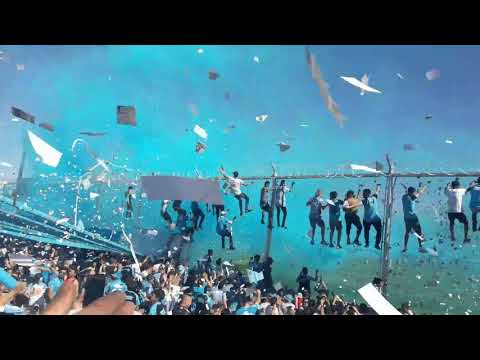 Sale Belgrano  a la cancha y explota el gigante - Los Piratas Celestes de Alberdi - Belgrano
