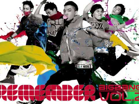 Big Bang – Wonderful