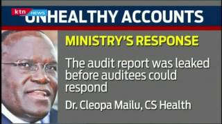 Rime: The Unhealthy Health Ministry Audit Report Reveals The Biggest Scandal, 26/10/16