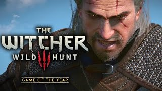 The Witcher 3: Wild Hunt - Game of the Year Edition Announcement Trailer by GameSpot
