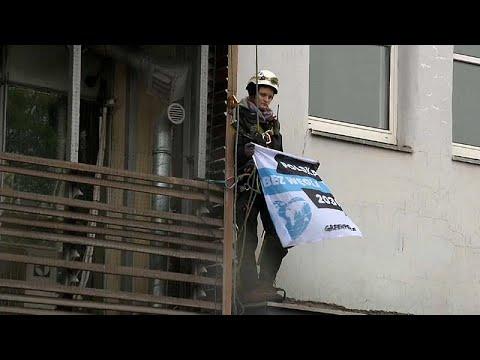 Polen: Ohne Kohle - die Parteizentralen trugen schwar ...