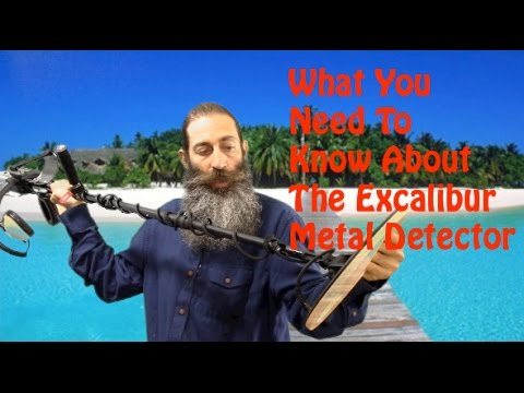 What You Need To Know About The Excalibur Beach Metal Detector