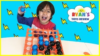 Family Fun Game for Kids BOUNCE OFF ROCK N ROLLZ! Disney Egg Surprise Toys