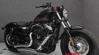 8. 2011  HARLEY DAVIDSON  XL1200X SPORTSTER 1200 FORTY EIGHT  - National Powersports Distributors